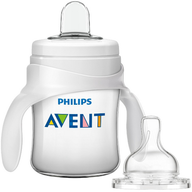 Philips AVENT Clear My Classic Trainer Cup