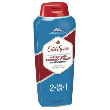 Old Spice High Endurance Hair & Body Wash