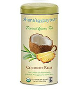 Zhena's Gypsy Tea Coconut Rum Tropical Green Tea