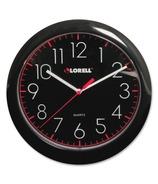 Lorell Quartz Wall Clock