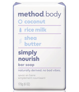 Method Bar Soap Simply Nourish