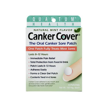 Quantum CankerCover - The Oral Canker Cover Patch