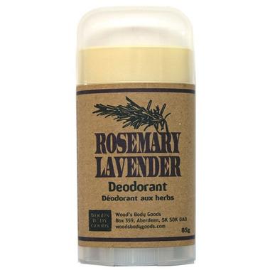 Wood\'s Body Goods Rosemary Lavender Deodorant