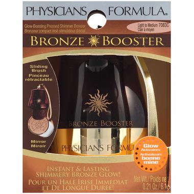 Physicians Formula Bronze Booster Pressed Shimmer Bronzer