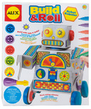 Alex Build & Roll Robot