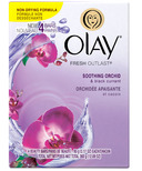 Olay Fresh Outlast Soothing Orchid & Black Currant Beauty Bar