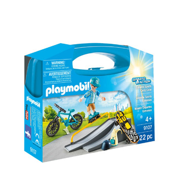 Playmobil Extreme Carry Case