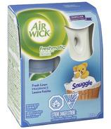Air Wick Snuggle Fresh Linen Freshmatic Automatic Spray