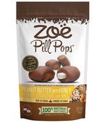 Zoe Pill Pops Peanut Butter with Honey