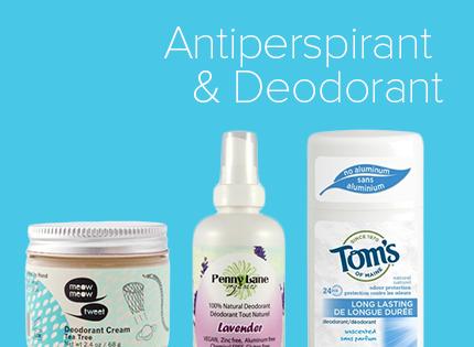 Antiperspirant & Deodorant