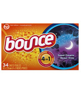 Bounce Sweet Dreams Dryer Sheets