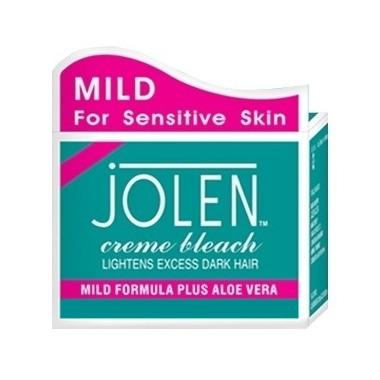 Jolen Creme Bleach Mild with Aloe Vera
