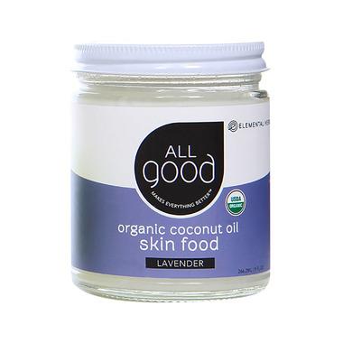 All Good Lavender Coconut Oil Skin Food
