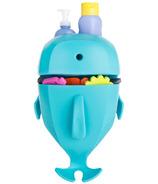 Boon Whale Pod Bath Toy Scoop, Drain & Storage