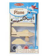 Melissa & Doug Decorate Your Own Airplane