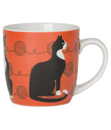 Now Designs The Great Catsby Porcelain Mug