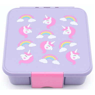 Little Lunch Box Co. Bento 5 Unicorn