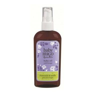 Baby Hugo Naturals Vanilla & Chamomile Baby Oil