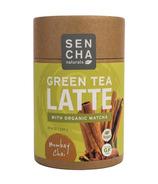 Sencha Naturals Green Tea Latte Bombai Chai