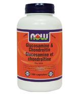 NOW Foods Glucosamine & Chondroitin Plus MSM