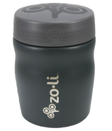 Zoli POW Dine Vacuum Insulated Food Jar Grey