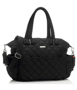 Storksak Bobby Diaper Bag Black