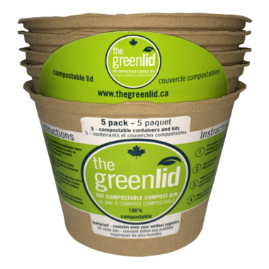 Green Lid Refill Pack