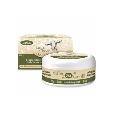 Canus body butter