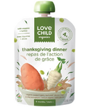 Love Child Organics Meat Protein Pouch with Superfoods
