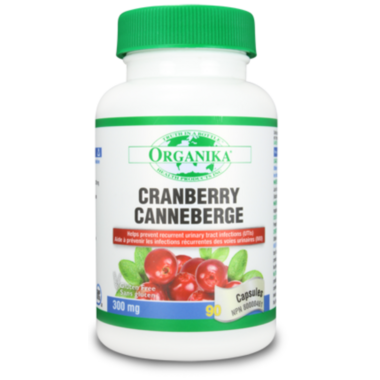 Organika Cranberry Extract