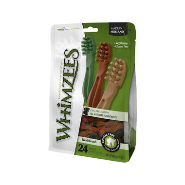 Whimzees Whimzees Toothbrush Star Small