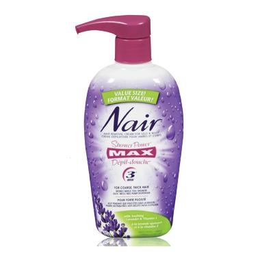 Nair Shower Power Hair Removal Cream