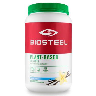 BioSteel Plant-Based Protein Vanilla