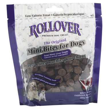 Dog Food Mini Bites Organic