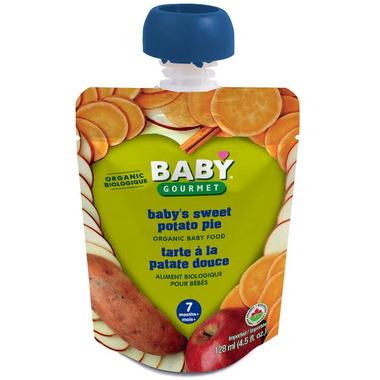 Baby Gourmet Sweet Potato Pie Baby Food