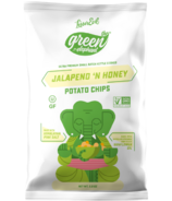 LesserEvil The Green Elephant Chips