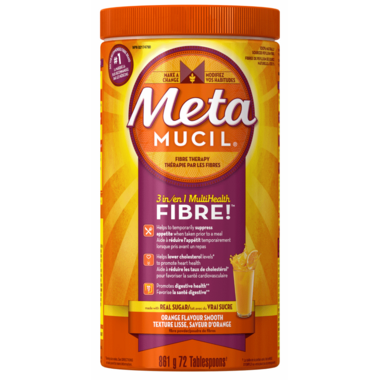 Metamucil Free Natural Sizes