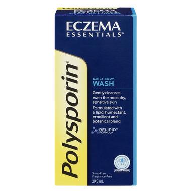 Buy Polysporin Eczema Essentials Daily Body Wash At Well