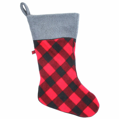 Snug As A Bug Christmas Stocking