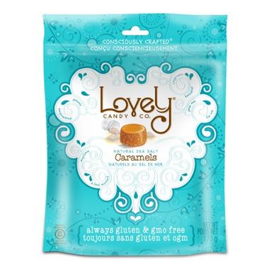 Lovely Candy Co. Sea Salt Caramel