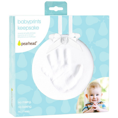 Pearhead Babyprints Keepsake Ornament
