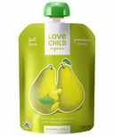 Love Child Organics First Tastes Baby Food Pouch