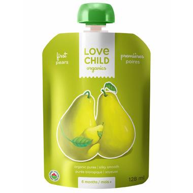 Love Child Organics First Tastes Baby Food Pouch