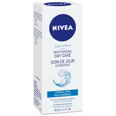 Nivea Aqua Effect Moisturizing Day Care