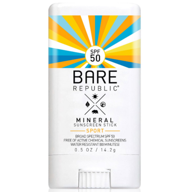 Bare Republic Mineral Sports SPF 50 Stick