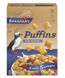 Barbara's Original Puffins