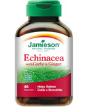 Jamieson Echinacea with Garlic and Ginger