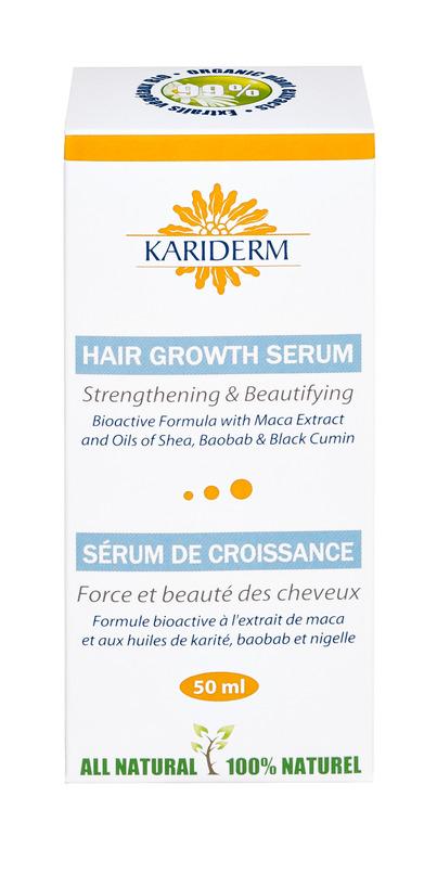 kariderm hair growth serum reviews