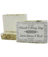 Dot & Lil Oatmeal & Honey Bar Soap