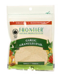 Frontier Natural Products Organic Garlic Granules